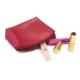 France Avenue - Trousse pochette maquillage 17x10.5cm cuir personnalisable