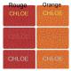 Carnet de notes rechargeable grand format en cuir personnalisable